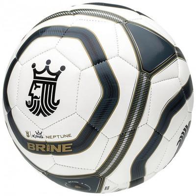 Brine King Neptune Soccer Ball White Black