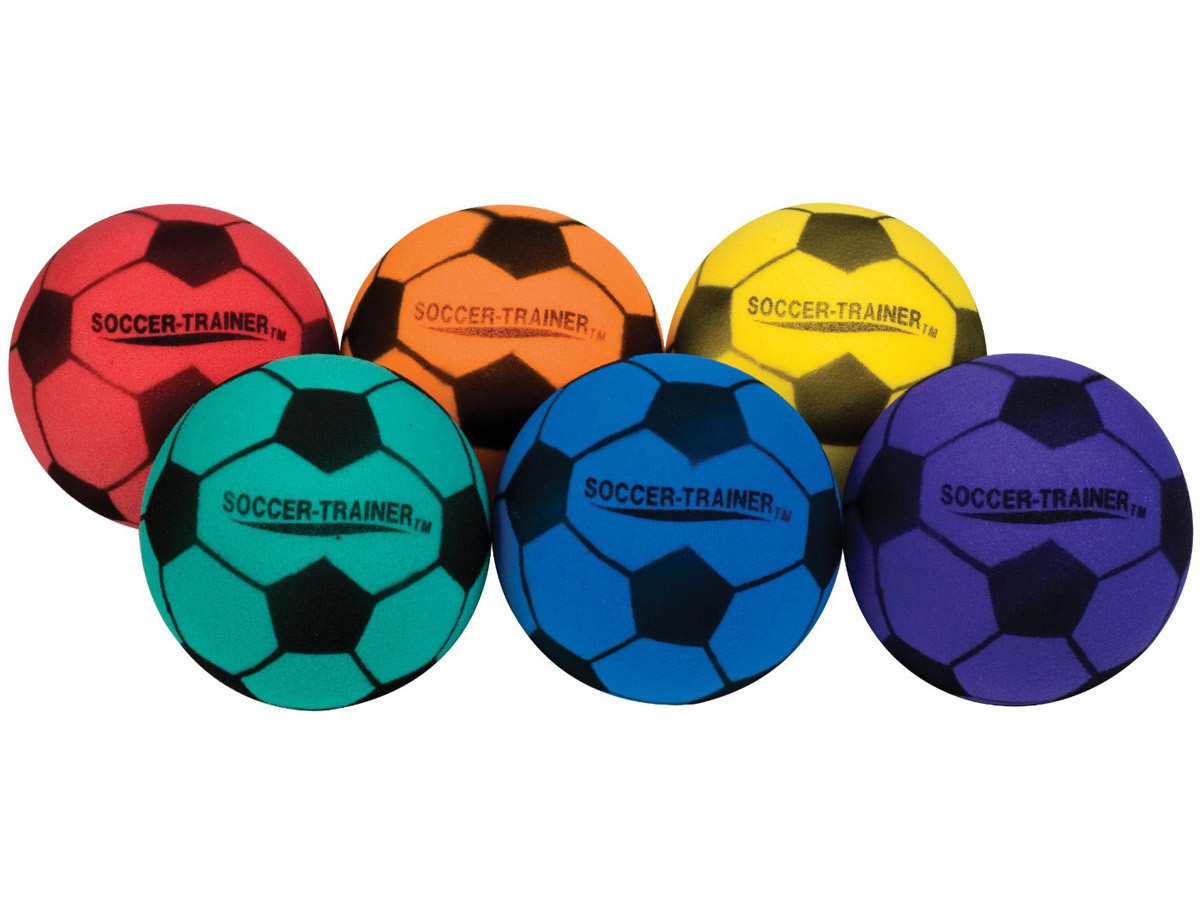 Ultra Foam Soccer Trainer Set