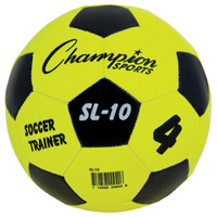 Champion Sports Soft Soccer Training Ball