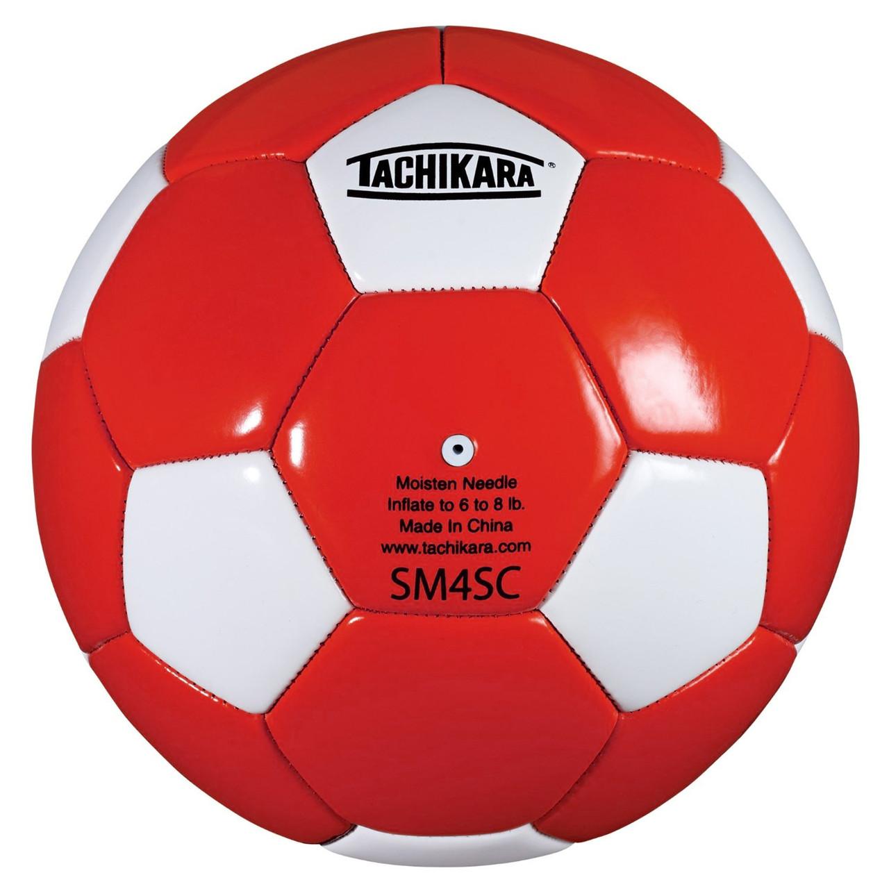 - Tachikara Dual Colored Soccer Ball