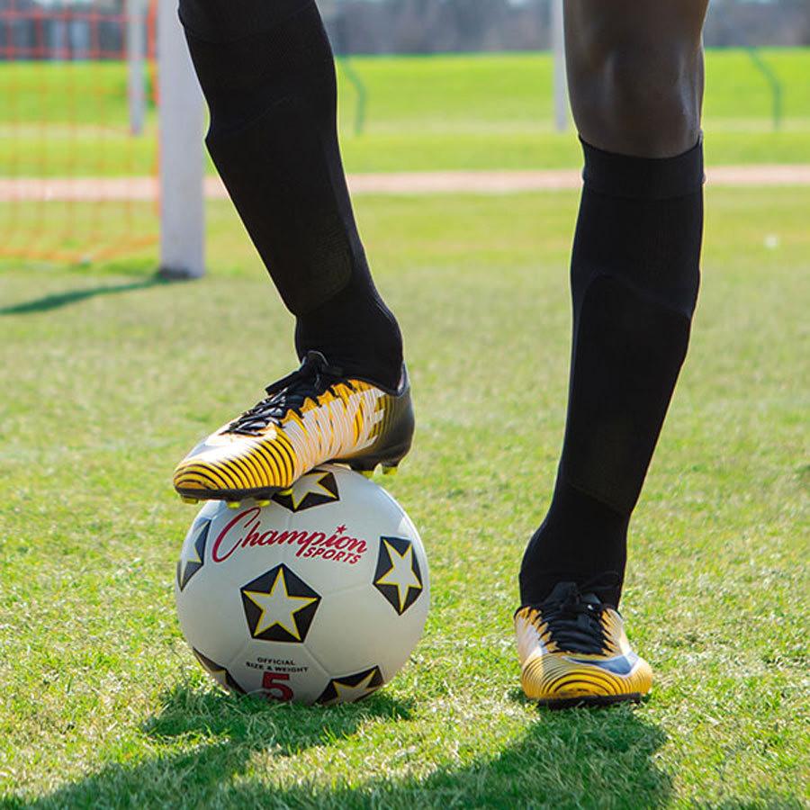 Champion Sports Rubber Soccer Ball