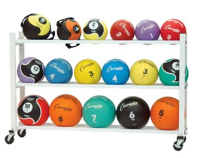 Champion Sports Monster Medicine Ball Cart