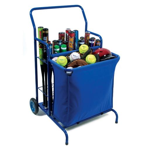 BSN Baseball Equipment Cart