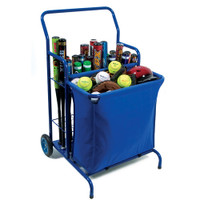 BSN Baseball Equipment Cart