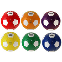 Tachikara Rainbow Colored Soccer Ball Set