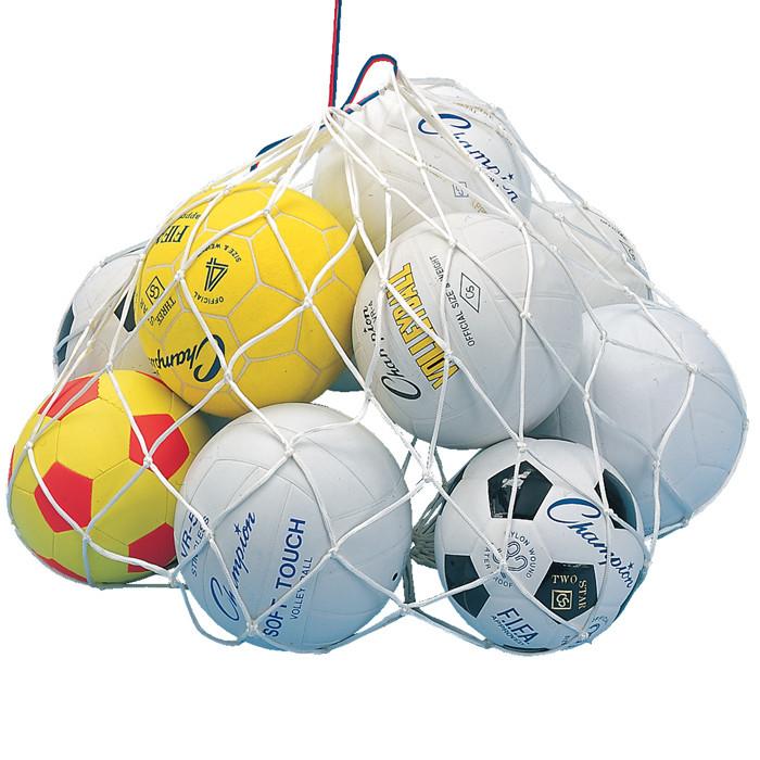 Champion Sports Open Mesh Ball Bag