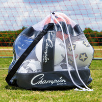 Champion Sports CB100 Heavy Duty Ball Bag