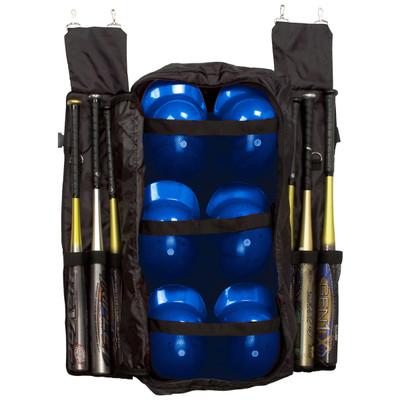 Champion Sports Combo Bat / Helmet Fence Bag