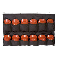Champion Sports Hanging Helmet Caddy