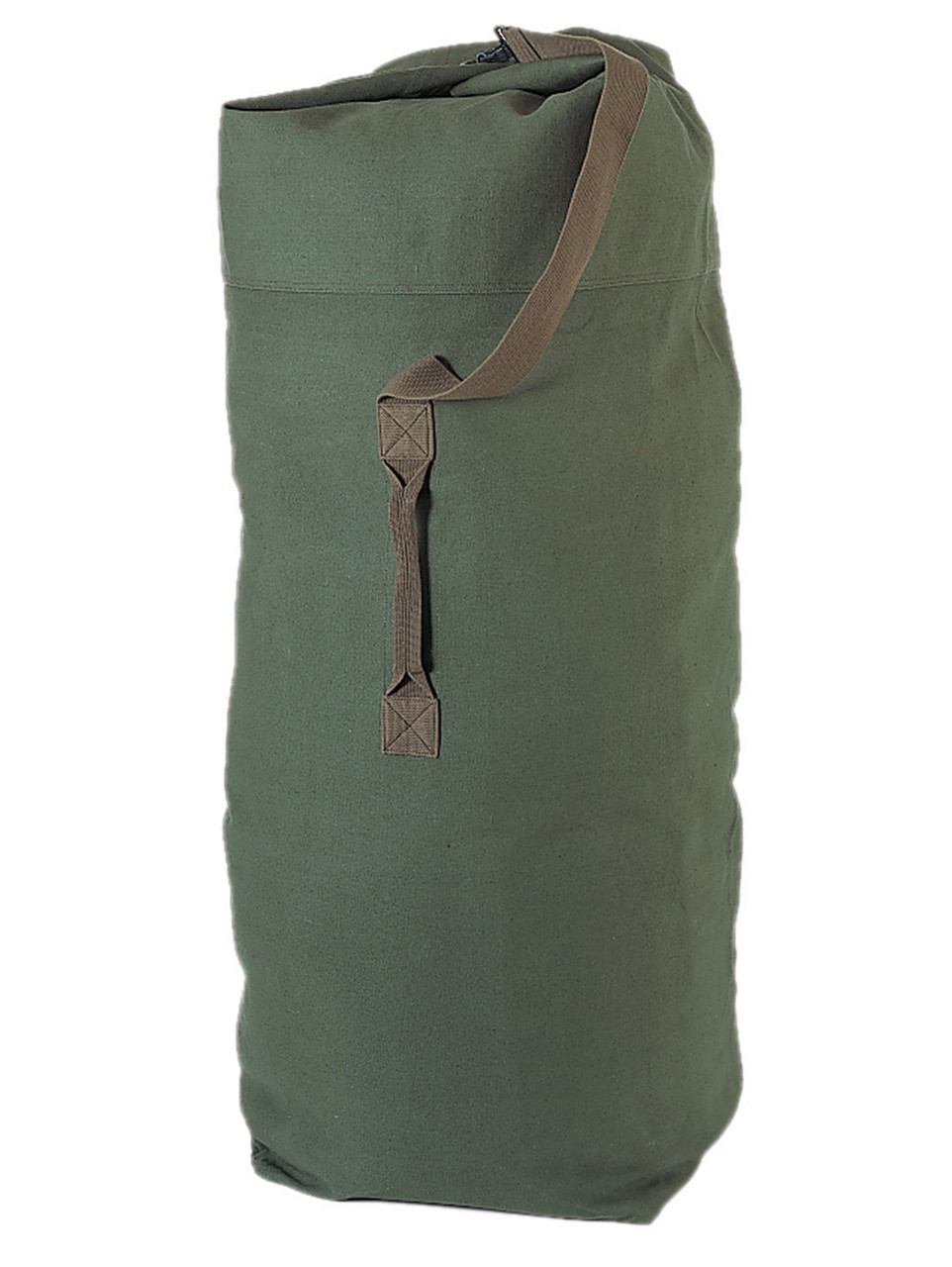 Champion Sports Canvas Duffle Bag