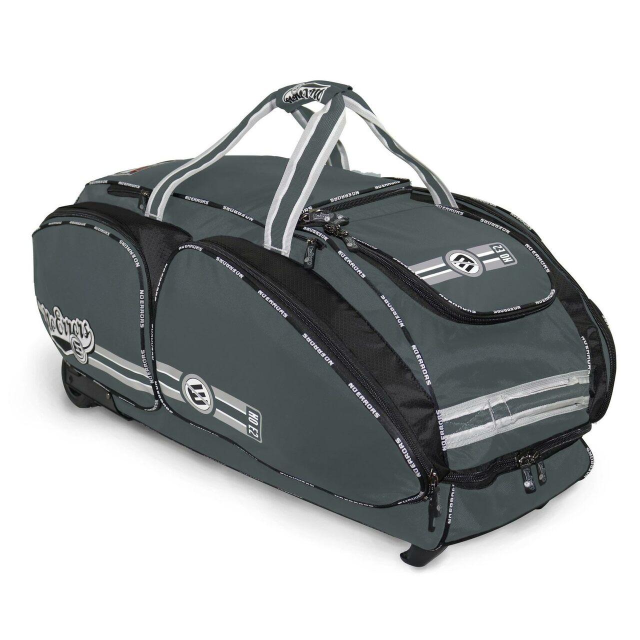 No Errors E2 Catchers Bag graphite