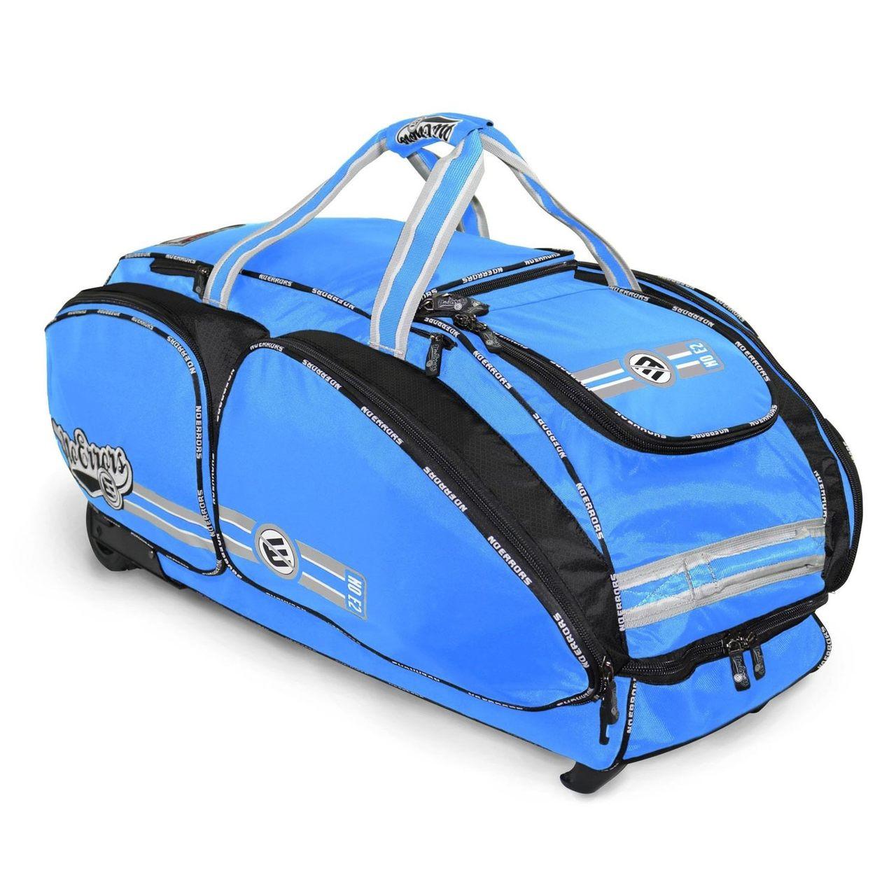 No Errors E2 Catchers Bag light blue