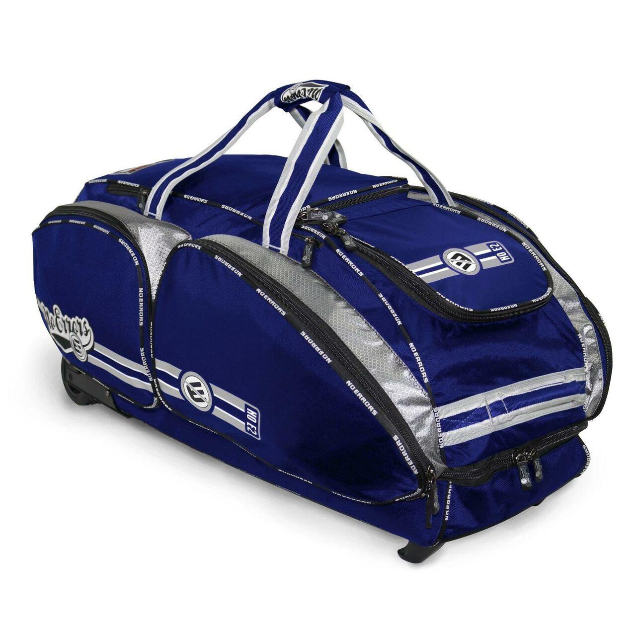 No Errors E2 Catchers Bag purple