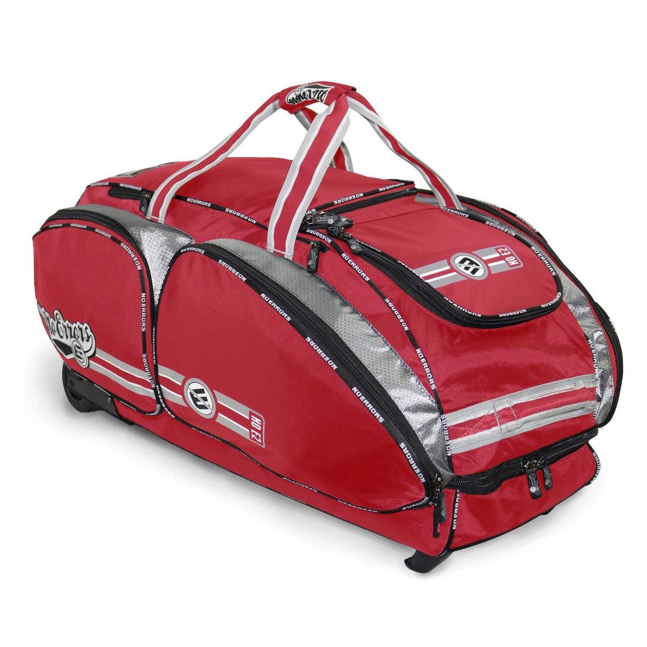 No Errors E2 Catchers Bag red