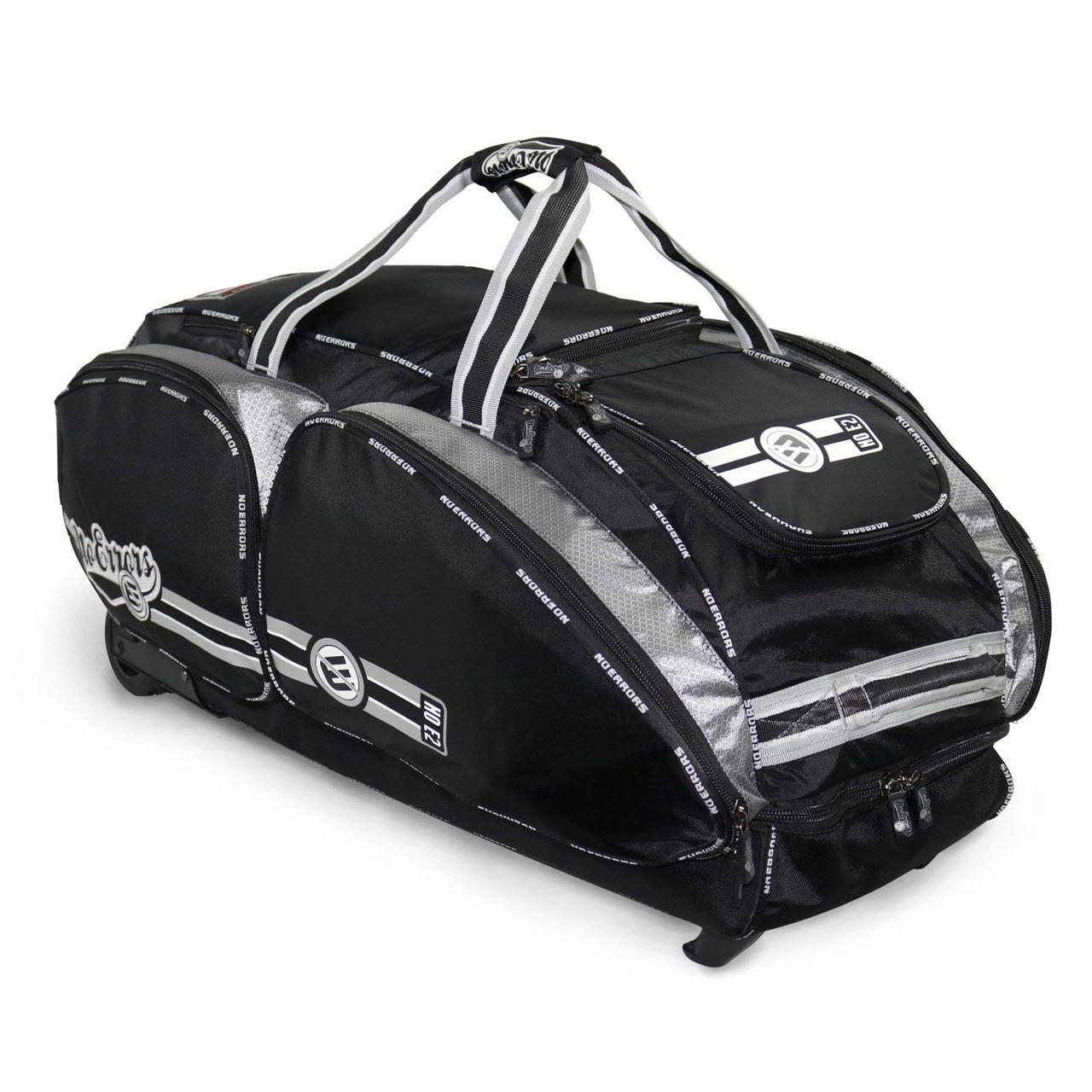 No Errors E2 Catchers Bag black