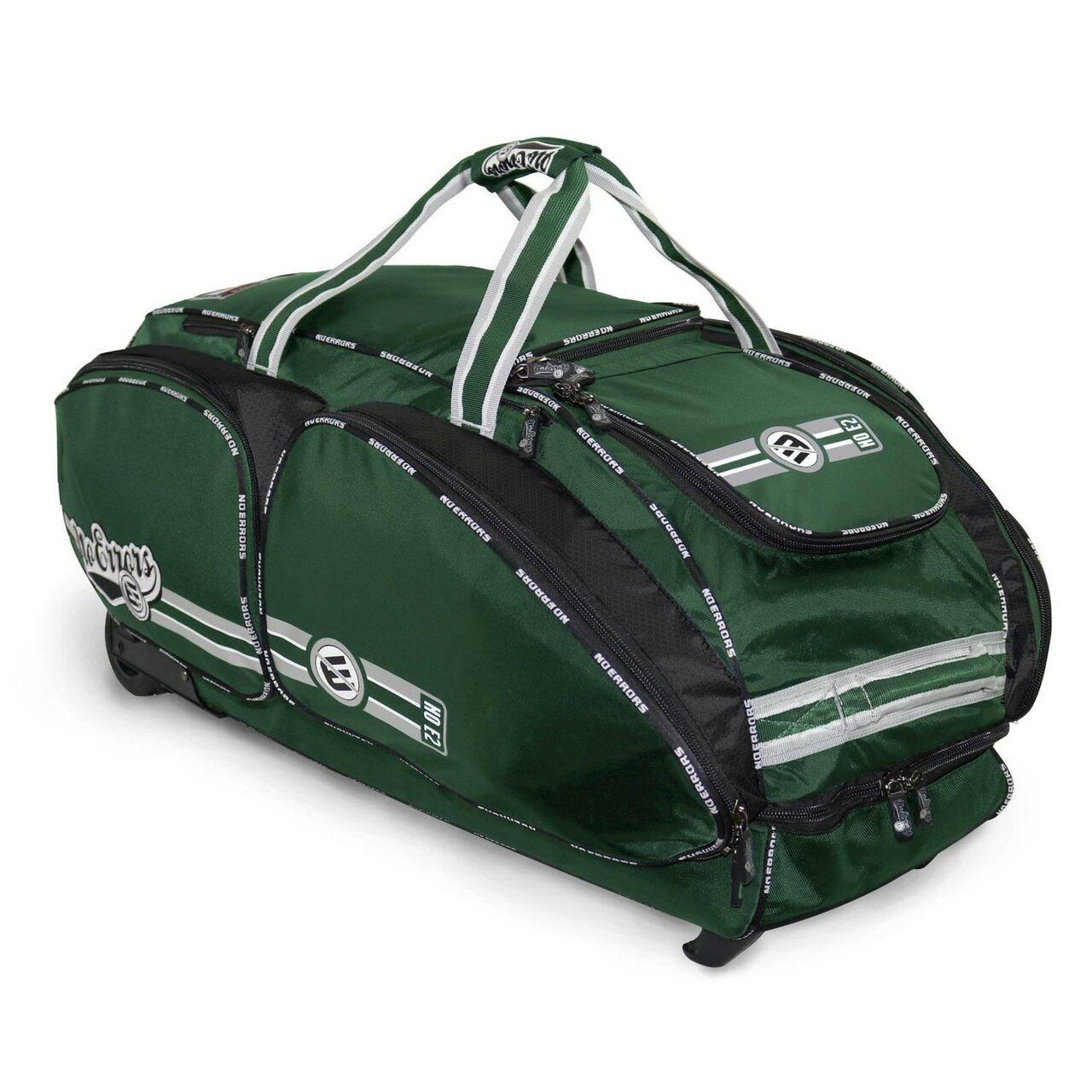 No Errors E2 Catchers Bag green