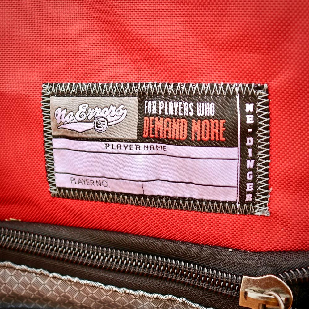 No Errors Dinger II Baseball Equipment Bag