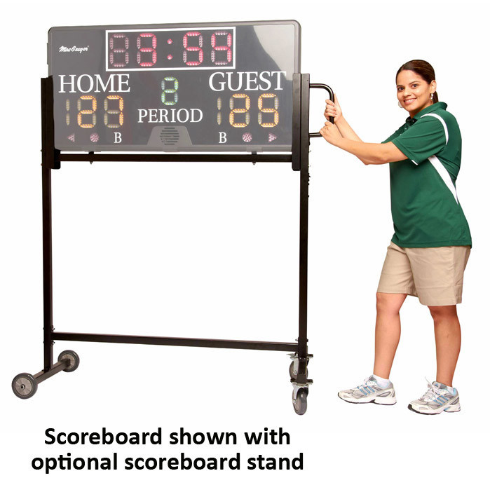 MacGregor Multi Sport Wall Mounted Scoreboard with Stand