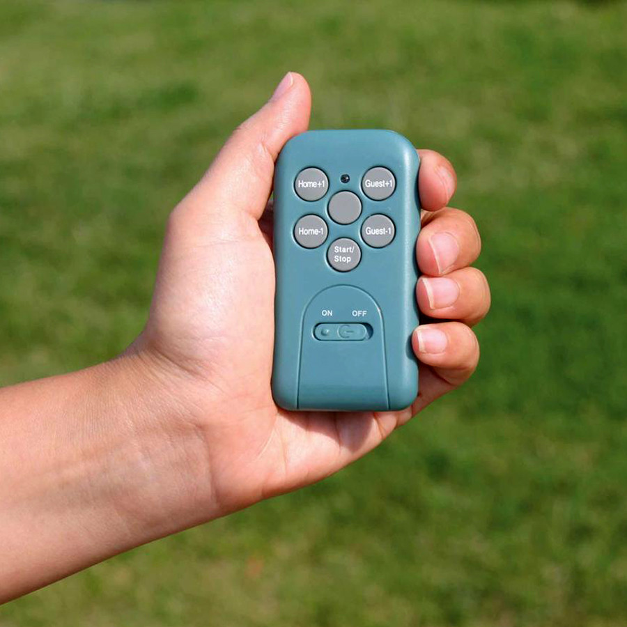 MacGregor Portable Multi-Sport Scoreboard with Remote Control