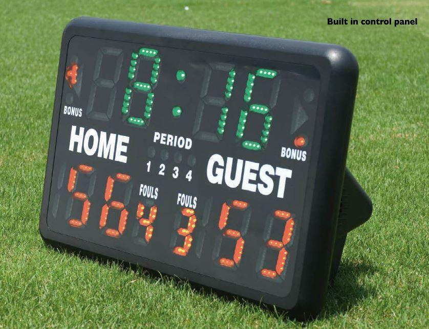 MacGregor Outdoor Multi-Sport Scoreboard