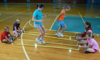 Striker Deluxe Tinikling Set with Handles