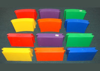 Rainbow Balance Board Set