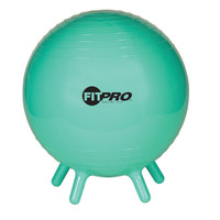 Champion Sports Exercise Balls with Legs
