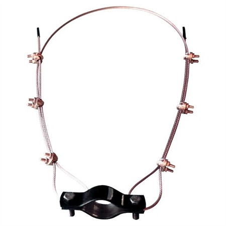 Jammar Climbing Rope Safety Cable Attachment