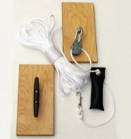 Jammar Rope Hoist System