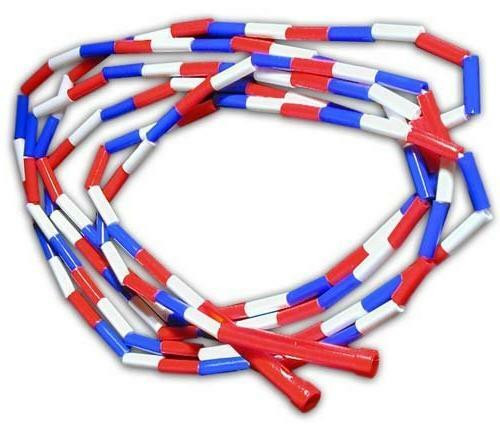 Champion Sports Plastic Segmented Jump Ropes