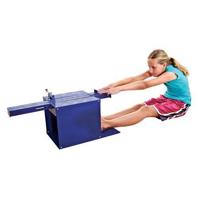Baseline Deluxe Adjustable Sit and Reach Flexibility Tester