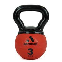 Aeromat 3 # Mini Kettlebell Medicine Ball