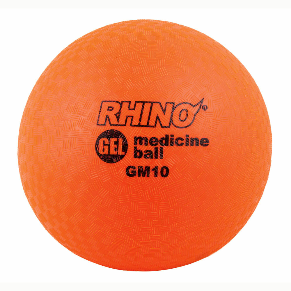 Champion Sports Gel Filled Medicine Ball