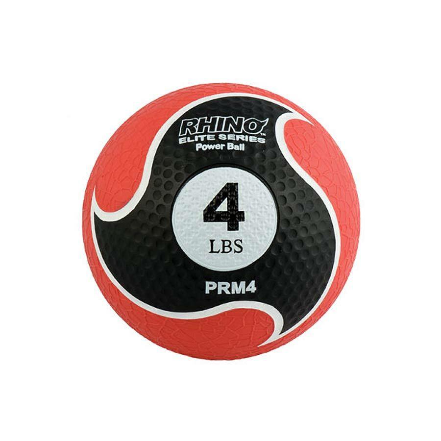 Rhino Elite Rubber Medicine Balls