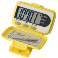 Ekho Worker Bee Fitness Pedometer