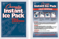 Champion Sports Instant Cold Packs