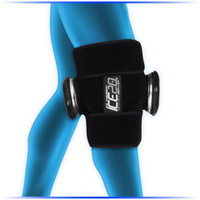 Ice20 Double Knee Compression Wrap