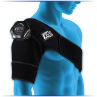 Ice20 Single Shoulder Compression Wrap