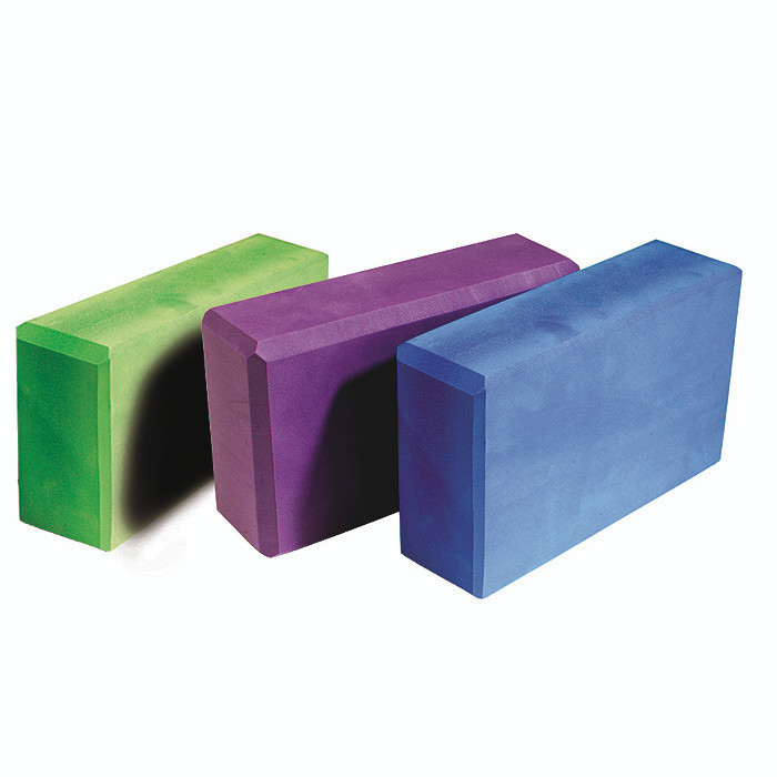 EcoWise Fitness Yoga Block