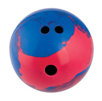 Champion Sports Rubber Bowling Ball