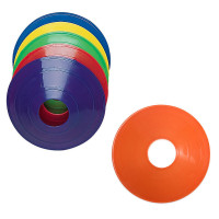 Champion Sports Saucer Disc Cones
