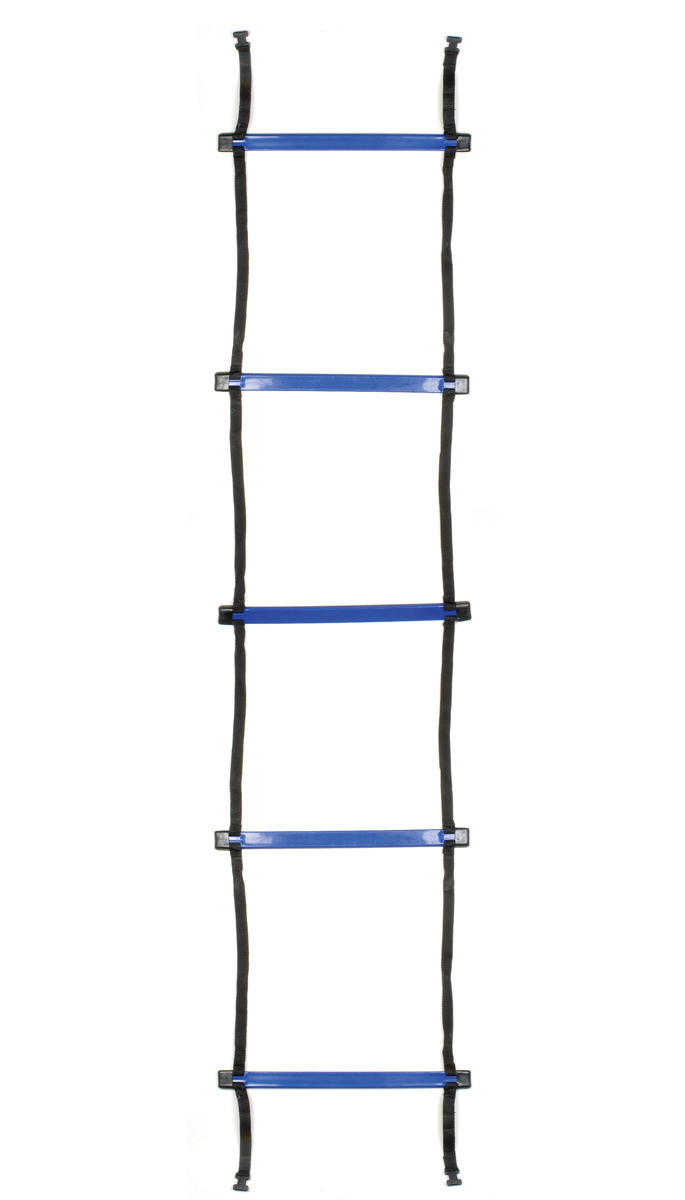Champion Sports 4 x 2 Meter Agility Ladder Set