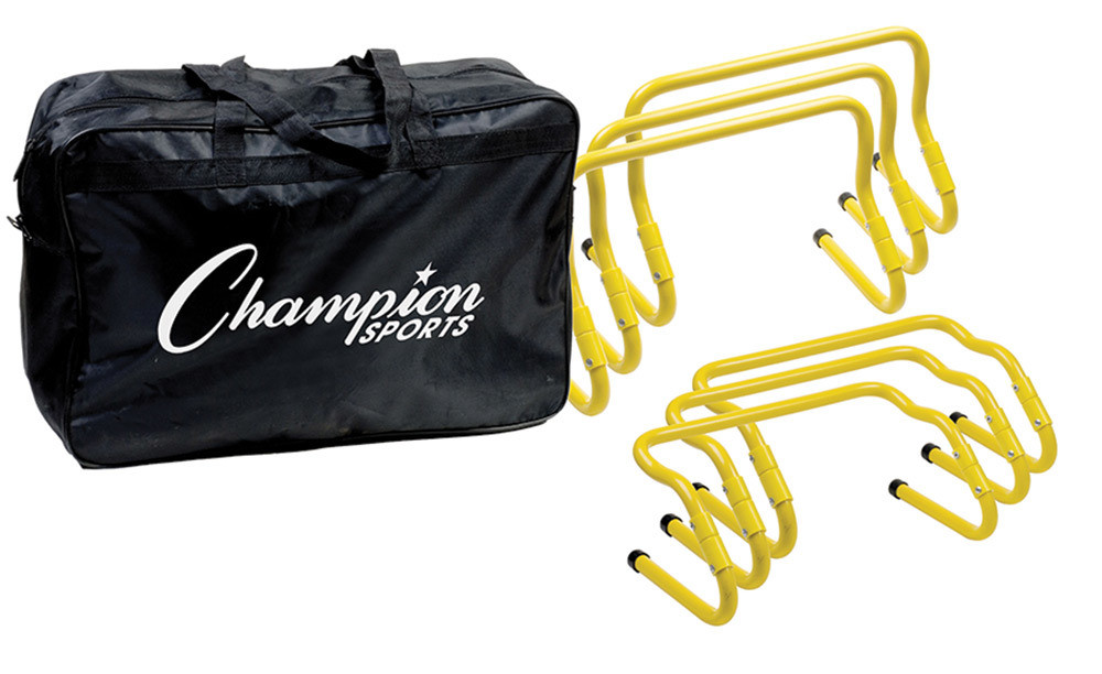 Champion Sports Adjustable Hurdle Kit