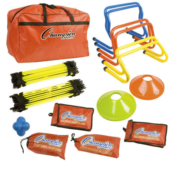 Champion Sports Speed and Agility Training Kit