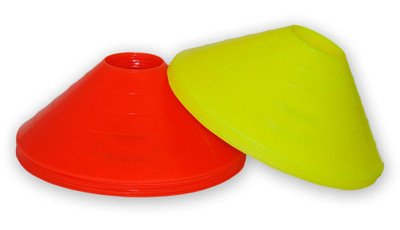 Champion Sports Large Disc Cones