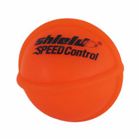 Shield Speed Control Floor Hockey Ball