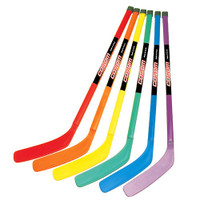 Cosom Elementary Colored Floor Hockey Stick Set