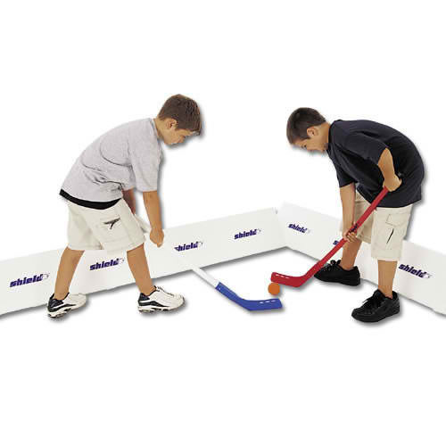 Shield Floor Hockey Barriers