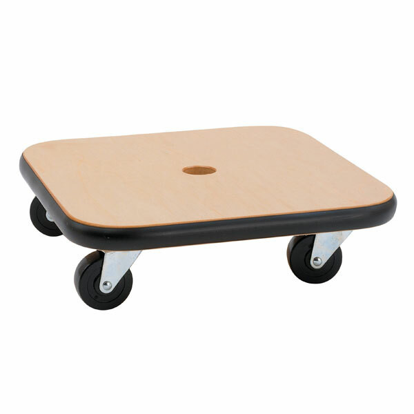 Champion Sports Wooden Gym Scooters