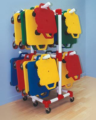 Duracart Scooter Storage Cart